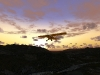 Piper Cub over ORBX Concrete Municipality Terrain