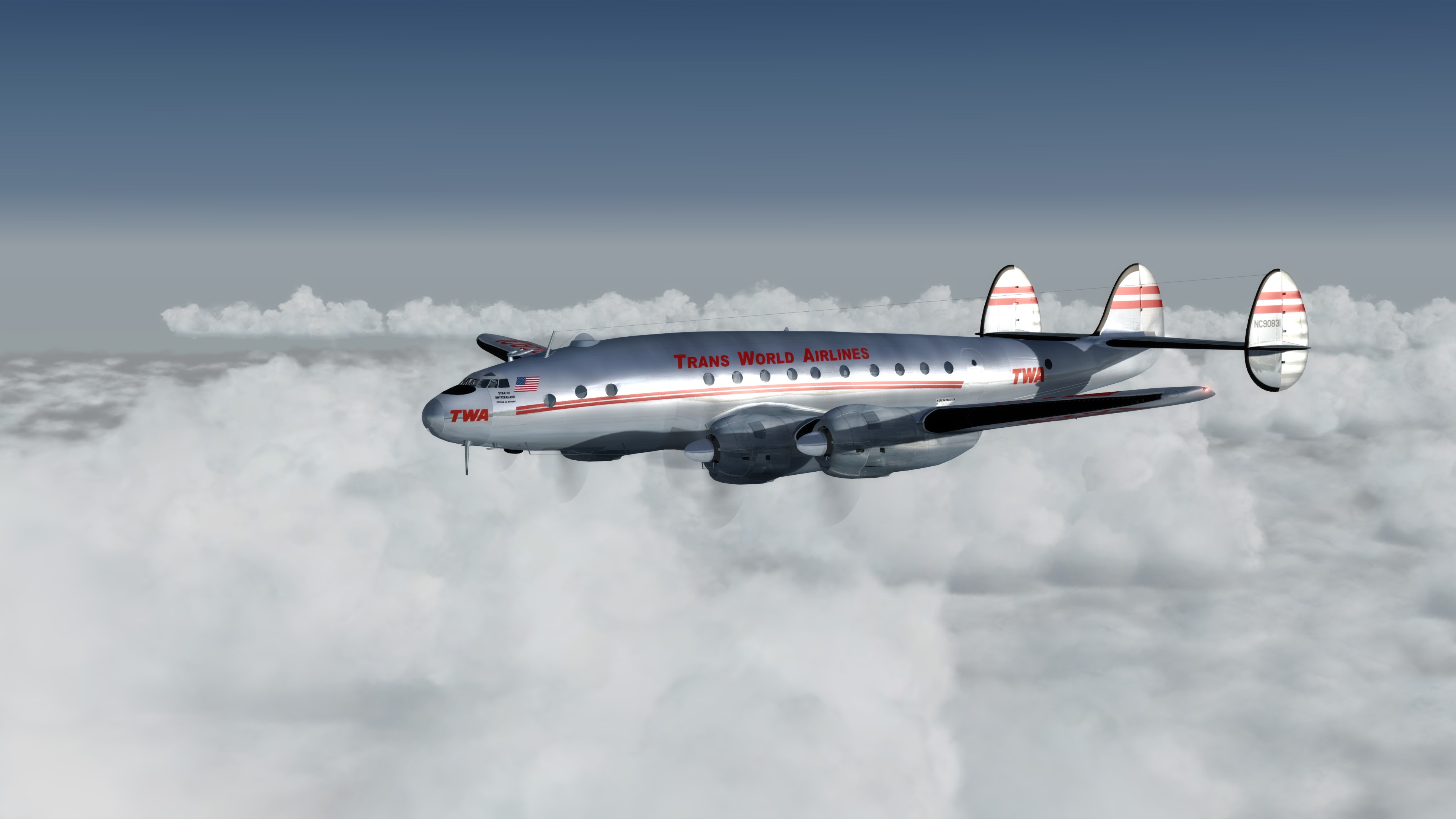 Lockheed L049 Constellation